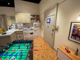 The FRIENDS Experience a New York Appartement de Chandler et Joey