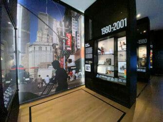 Billets pour le Museum of the City of New York Interieur