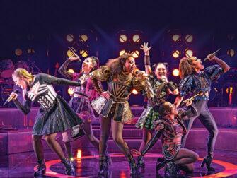 Billets pour Six a Broadway - Le casting