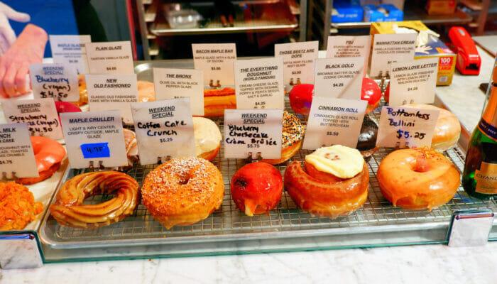 Meilleurs Donuts à New York - The Doughnut Project