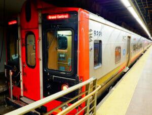 Metro North Railroad a New York