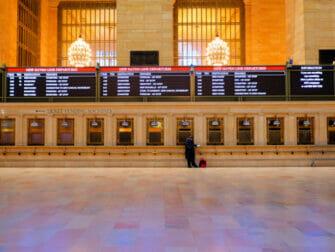 Metro North Railroad a New York Tickets