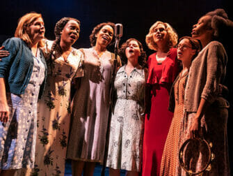 Billets pour The Girl from the North Country a Broadway - Chansons