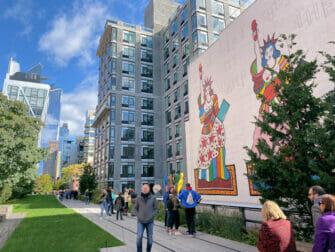 Chelsea a New York High Line