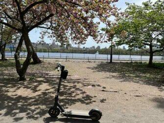 Location de trottinette electrique a New York E scooters