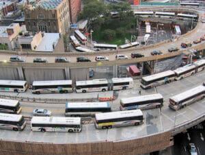 New Jersey Transit a New York