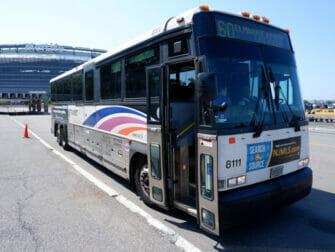New Jersey Transit a New York NJ Transit Bus