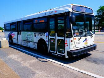 New Jersey Transit a New York NJ Transit Local Bus