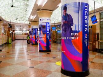 New Jersey Transit a New York Station