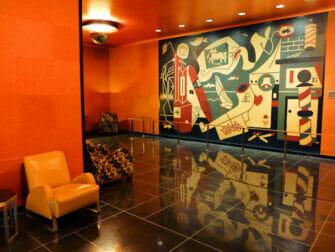 Radio City Music Hall a New York Art Deco