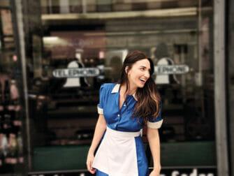 Billets pour Sara Bareilles Waitress a Broadway A l'exterieur du Diner