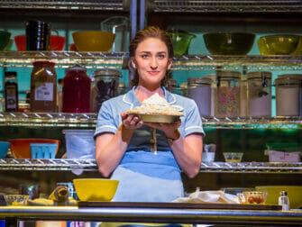 Billets pour Sara Bareilles Waitress a Broadway Sara Bareilles