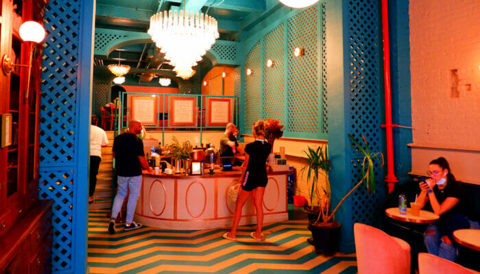 Meilleurs cafes a New York Felix