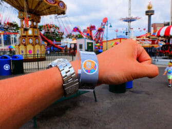 Billets pour Luna Park a Coney Island Admission