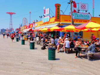 Billets pour Luna Park a Coney Island Parc d'attractions