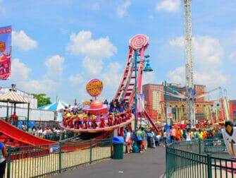 Billets pour Luna Park a Coney Island Manege