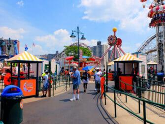 Billets pour Luna Park a Coney Island Amusement