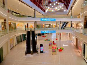 American Dream Mall pres de New York