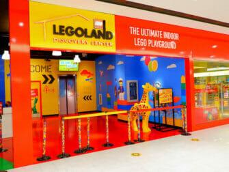 American Dream Mall pres de New York LEGOLAND Discovery Center