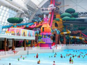 Billets pour DreamWorks Water Park pres de New York