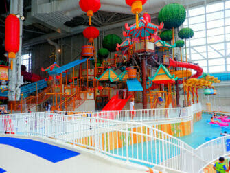 Billets pour DreamWorks Water Park pres de New York Toboggan