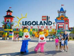 Billets pour LEGOLAND New York Resort