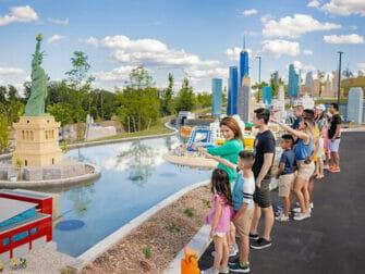 Billets pour LEGOLAND New York Resort LEGO Miniland