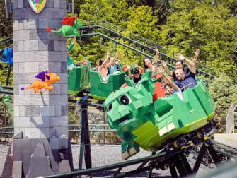 Billets pour LEGOLAND New York Resort Manege