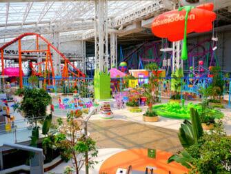 Billets pour le parc d'attractions Nickelodeon Universe pres de New York Attractions