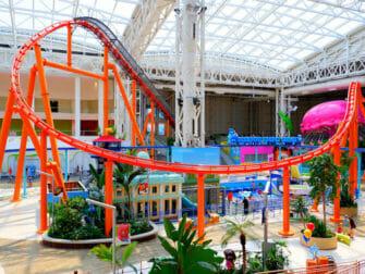 Billets pour le parc d'attractions Nickelodeon Universe pres de New York Parc a theme