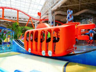 Billets pour le parc d'attractions Nickelodeon Universe pres de New York Manege